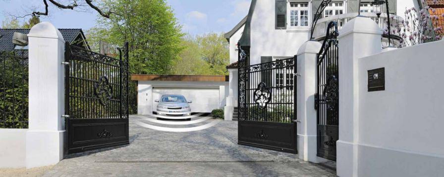 <small>Электроприводы дверей, гаражных и въездных ворот</small>ПРИВОДЫ