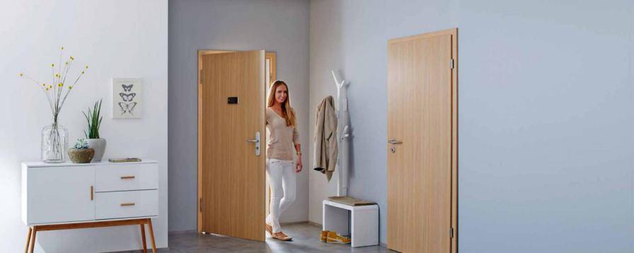 <small>Правильная дверь для каждого уголка дома</small>ДВЕРИ